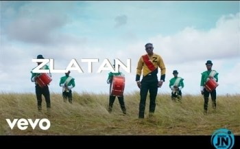 VIDEO: Zlatan - Lagos Anthem